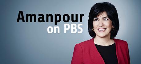 Christiane Amanpour joins PBS' news &
