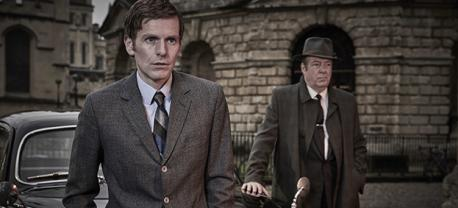 Shaun Evans returns as the young