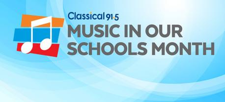 Classical 91.5 shares the importance and