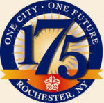 Rochester 175 Logo